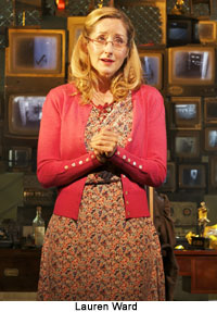 """Lauren Ward: """"Miss Honey is a dream part and I absolutely ..."""