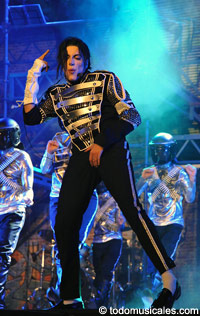 Forever king of pop espect culo homenaje a michael for Espectaculo forever michael jackson