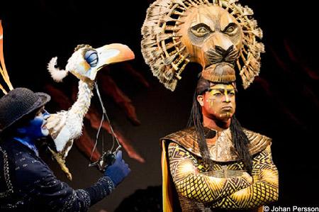 "Shaun Escoffery: ""THE LION KING is a truly magical experience"" Lion King Broadway Zazu"