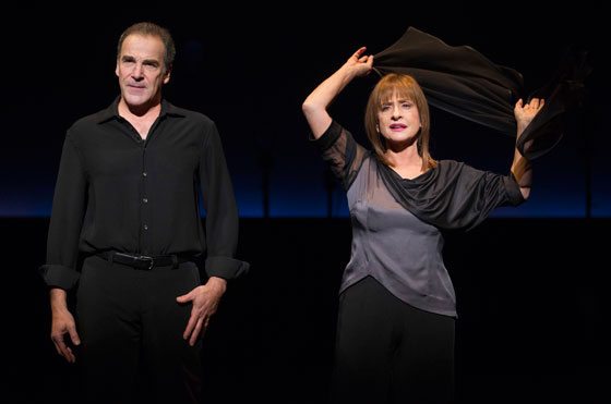 Patti LuPone, Mandy Patinkin y Hugh Jackman, l@s div@s invaden Broadway