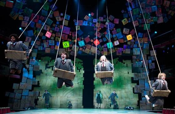 MATILDA, el musical que convierte a los críticos en videntes