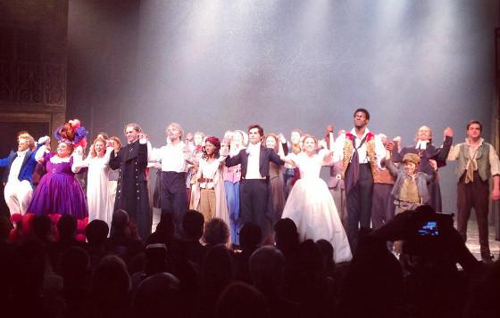 LES MISÉRABLES o el triunfo en Broadway de Ramin Karimloo