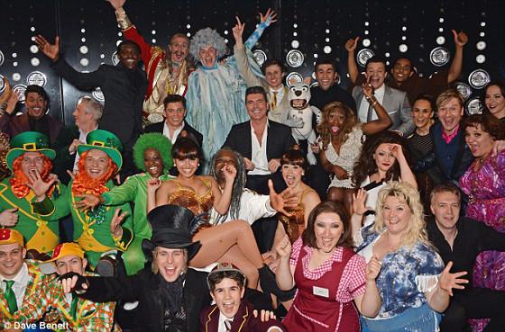 I CAN'T SING! o la parodia de Simon Cowell elevada al Factor X