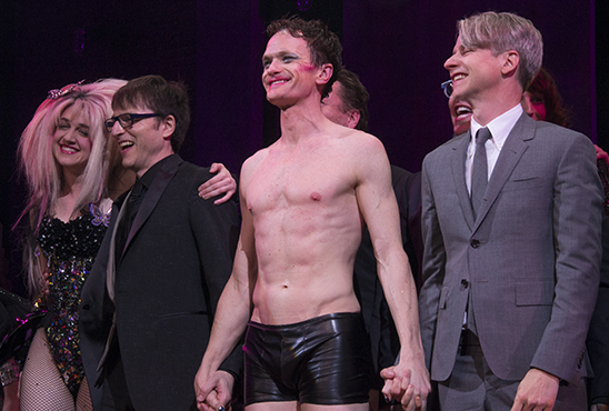 HEDWIG AND THE ANGRY INCH… o la consolidación como estrella de Broadway de Neil Patrick Harris