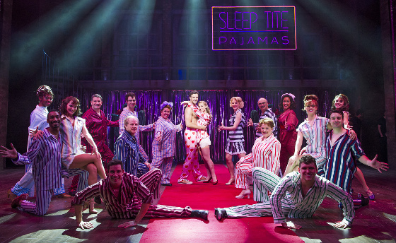 THE PAJAMA GAME, un clásico que convence