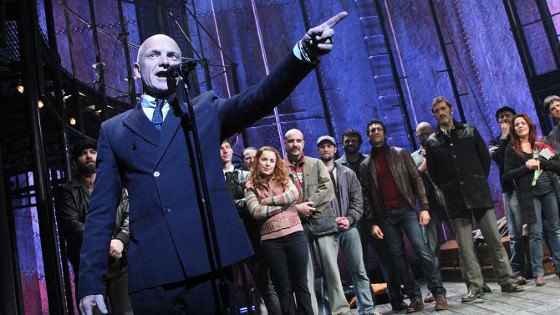 THE LAST SHIP, el barco de Sting zarpa tambaleante en Broadway