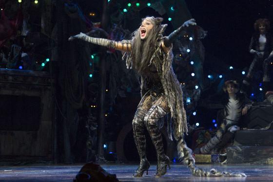 CATS, el nuevo musical de Nicole Schenzinger… Miau!