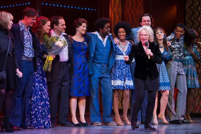 BEAUTIFUL, THE CAROLE KING MUSICAL o el pasaporte al estrellato de Katie Brayben