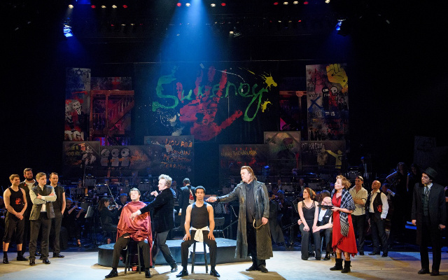 Little SWEENEY vs Big SWEENEY, o el triunfo absoluto de Sondheim en Londres