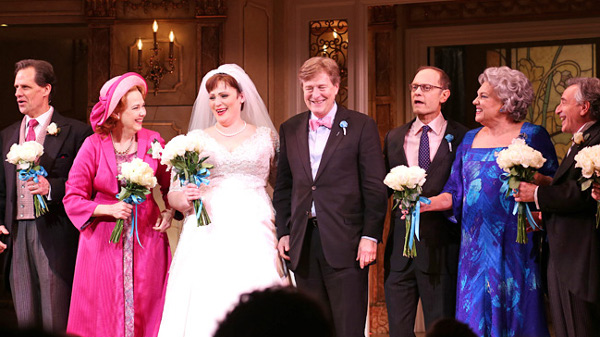 IT SHOULDA BEEN YOU o una desigual boda en Broadway