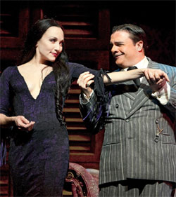THE ADDAMS FAMILY, un espantoso musical?