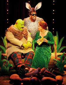 SHREK THE MUSICAL� �Famosos s� o famosos no?
