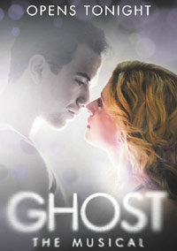 GHOST THE MUSICAL: Three little words: I Love You!