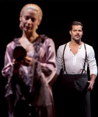 Primer revival de EVITA en Broadway... las comparaciones son odiosas!