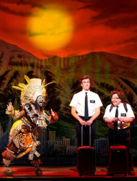 THE BOOK OF MORMON pierde ante el puritanismo británico