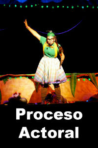 El Proceso Actoral