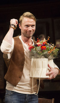 Ronan Keating, el revulsivo de ONCE para su final en el West End
