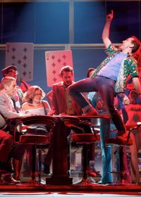 HONEYMOON IN VEGAS, de nuevo Jason Robert Brown no logra su gran hit en Broadway